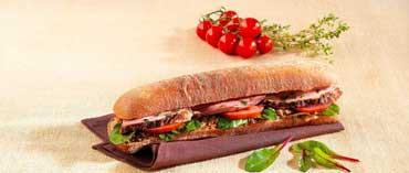 sandwich agneau coeur de blé édition limitée