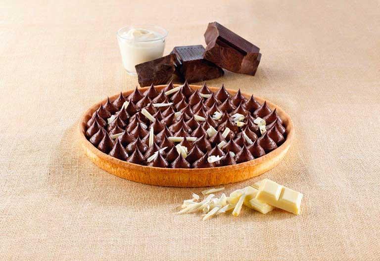 tarte chocolat coeur de ble edition limitée