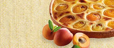 tarte gourmande abricots